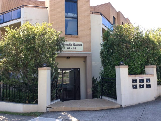 28/16-24 Lydbrook Street, Westmead, NSW 2145