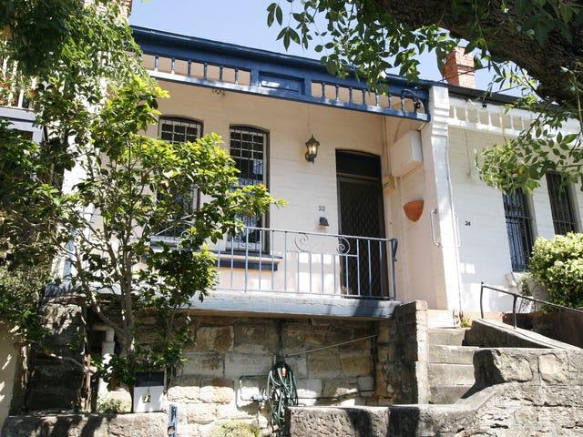 22 Glassop Street, Balmain, NSW 2041