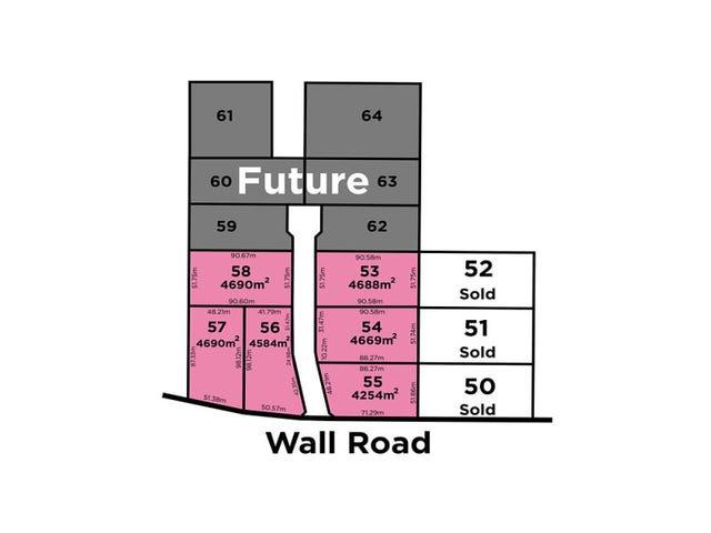 Lot 55-58 Wall Road, Wallaroo, SA 5556