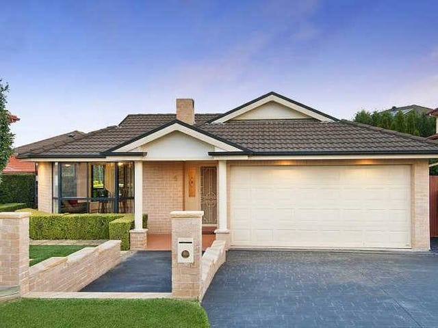 5 WEXFORD GROVE, Kellyville Ridge, NSW 2155