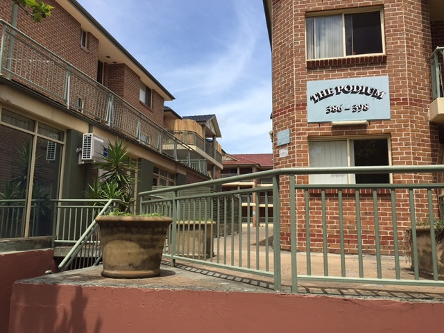 36/386 Guildford Road, Guildford, NSW 2161