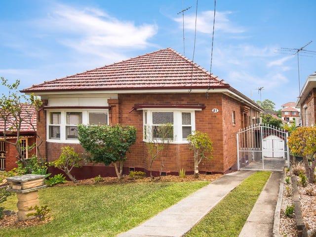 21 Pangee Street, Kingsgrove, NSW 2208