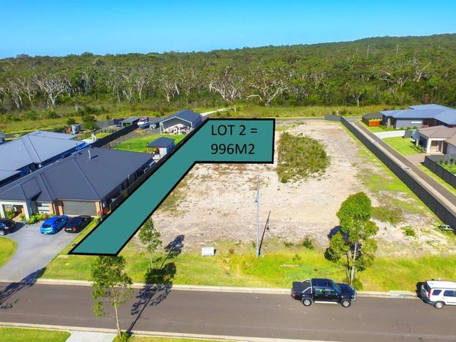Lot 2, 68 Moona Creek Road, Vincentia, NSW 2540