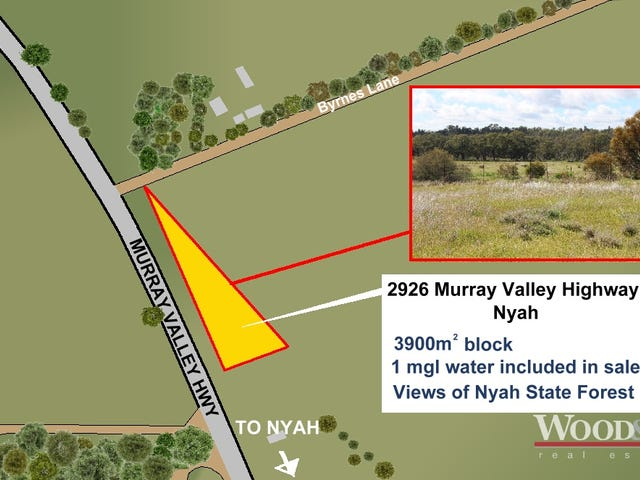 2926 Murray Valley Highway, Nyah, Vic 3594