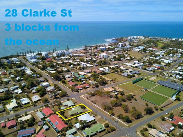 28 Clarke Street, Bargara, Qld 4670