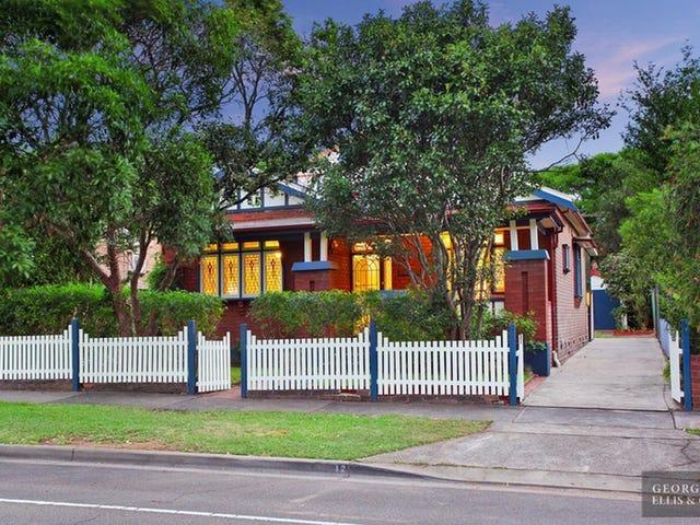 12 Broughton Road, Strathfield, NSW 2135