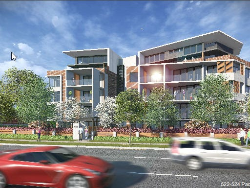 522-524 Pacific Highway, Mount Colah, NSW 2079