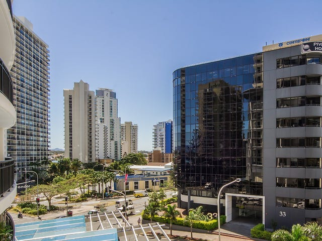 2034/23 Ferny Avenue, Surfers Paradise, Qld 4217