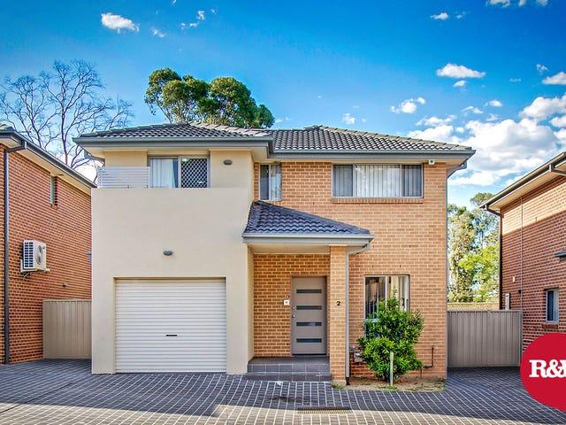 2/29 Hartington Street, Rooty Hill, NSW 2766