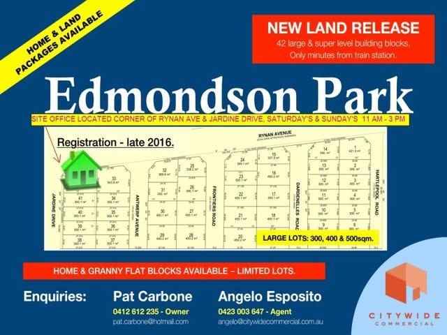 Lot 1 - 42 60 Rynan Avenue, Edmondson Park, NSW 2174