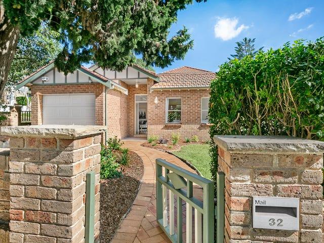 32 Tunks Street, Northbridge, NSW 2063