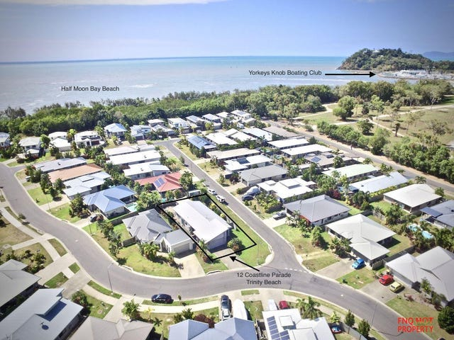 12 Coastline Parade, Trinity Beach, Qld 4879
