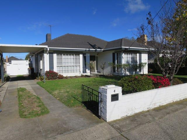 4 Robinson Street, Clayton, Vic 3168