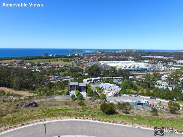Lots 100-1 Summit Drive, Coffs Harbour, NSW 2450