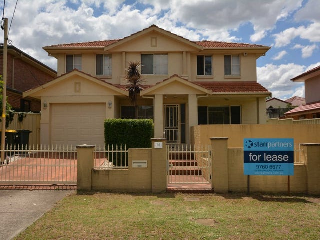 16 BATES AVENUE, South Wentworthville, NSW 2145