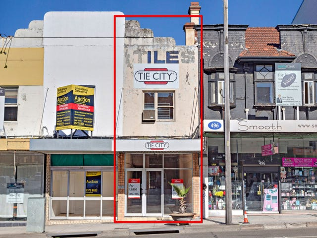 494 Parramatta Road, Petersham, NSW 2049