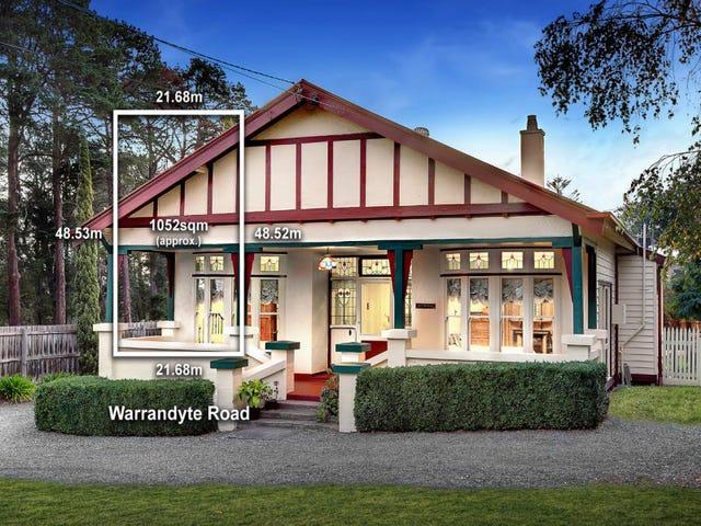 127 Warrandyte Road, Ringwood North, Vic 3134