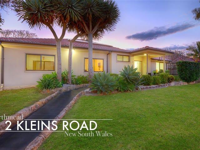2 Kleins Road, Northmead, NSW 2152