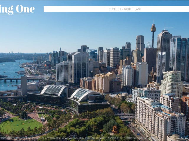 39L/The Penthouse Darling Drive, Sydney, NSW 2000