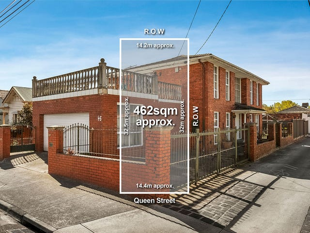 45 Queen Street, Brunswick East, Vic 3057