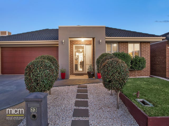 23 Mcwilliams Crescent, Point Cook, Vic 3030