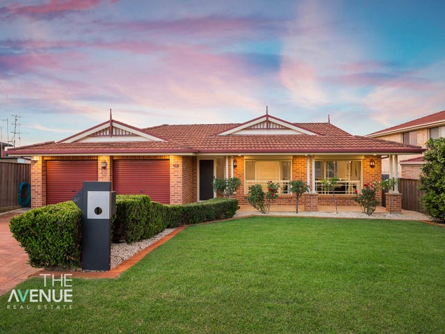 38 Vinegar Hill Road, Kellyville Ridge, NSW 2155