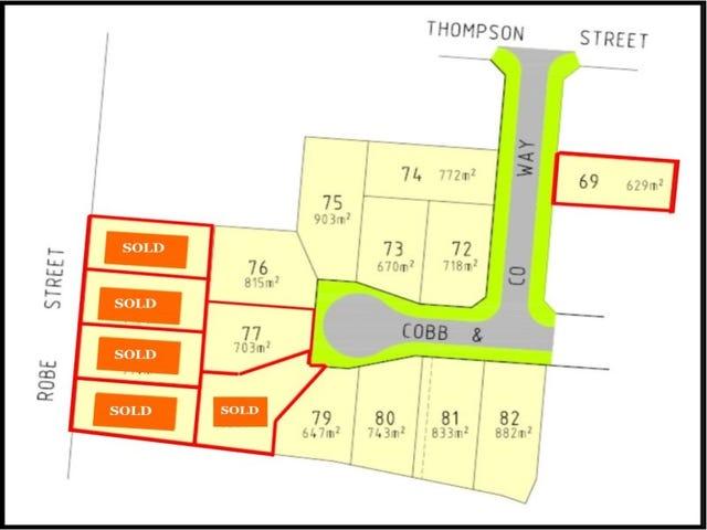 Lot 69 & 77 Cobb and Co Way, Robe, SA 5276
