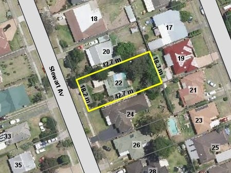 Hammondville, address available on request