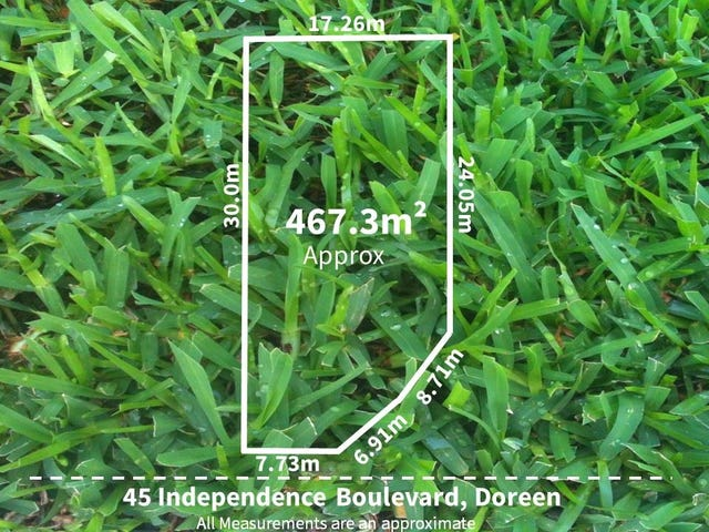 45 Independence Boulevard, Doreen, Vic 3754