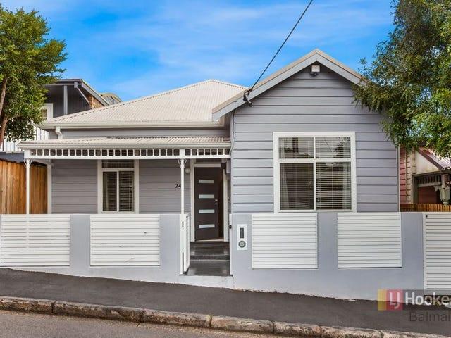 24 Oxford Street, Rozelle, NSW 2039