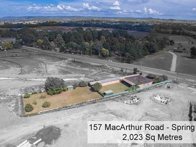 157 Macarthur Road, Spring Farm, NSW 2570