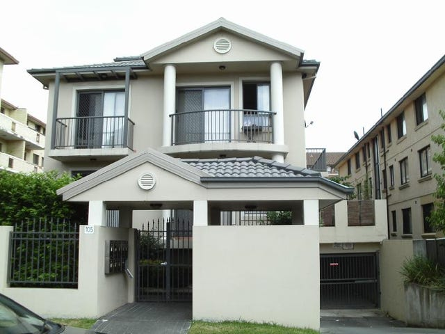 4/105 CASTLEREAGH ST, Liverpool, NSW 2170