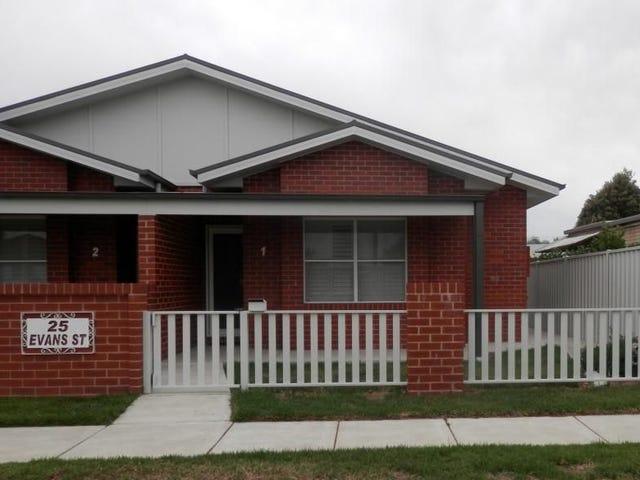 1/25 Evans Street, Wagga Wagga, NSW 2650