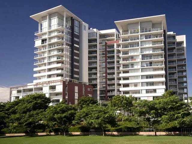 3025W6/3 Parkland Boulevard, Brisbane City, Qld 4000