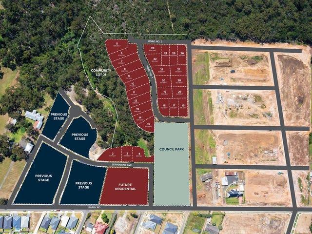 18 Barry Road (Mapleton Grove Estate), Kellyville, NSW 2155