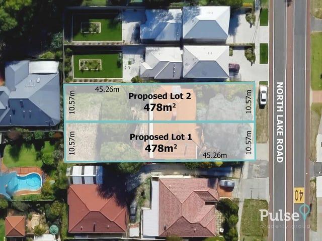 Proposed Lots 1 & 2, 59 North Lake Road, Myaree, WA 6154