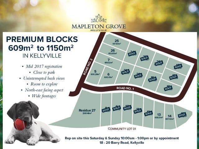 18-20 Barry Road, Kellyville, NSW 2155