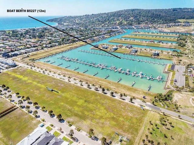 Berth Lot B5227 Martha Cove Waterways, Safety Beach, Vic 3936