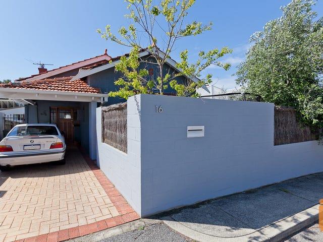 16 Hammond Street, West Perth, WA 6005