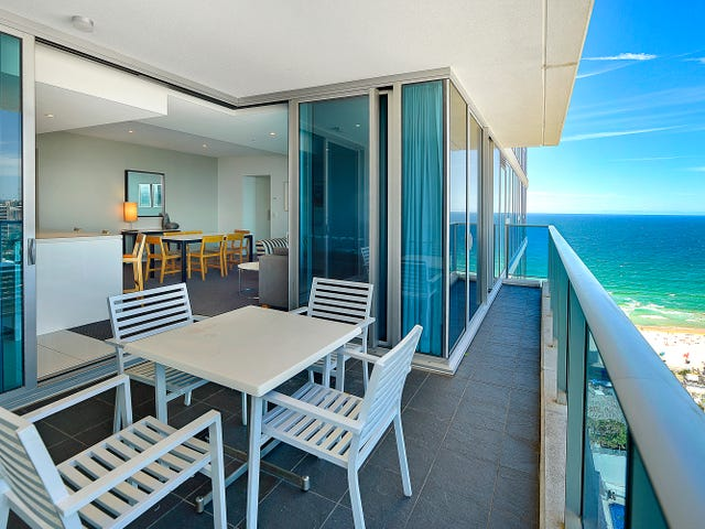 Apt 22605 'Hilton' 3113 Gold Coast Highway, Surfers Paradise, Qld 4217