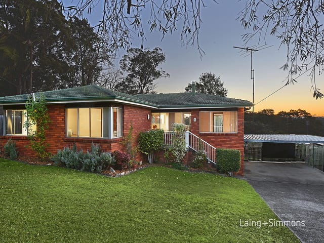 1 Meluca Crescent, Hornsby Heights, NSW 2077