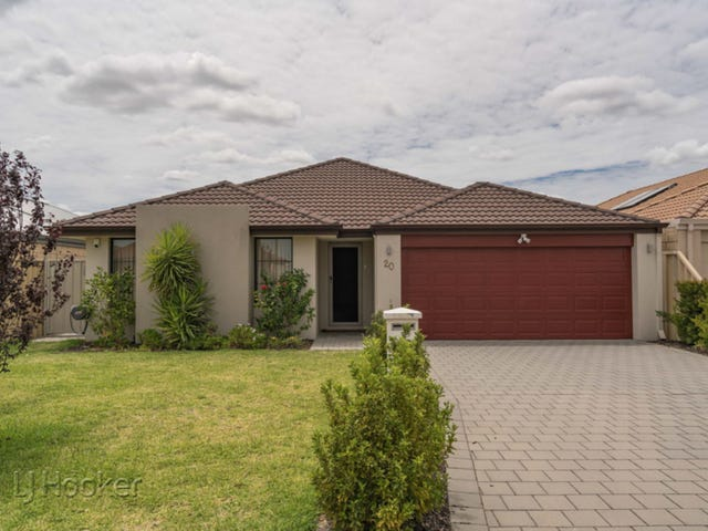 20 Goldfinch Bend, Harrisdale, WA 6112
