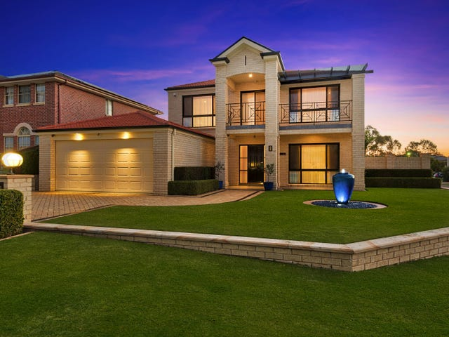 1 Oak Tree Gr, Kellyville, NSW 2155