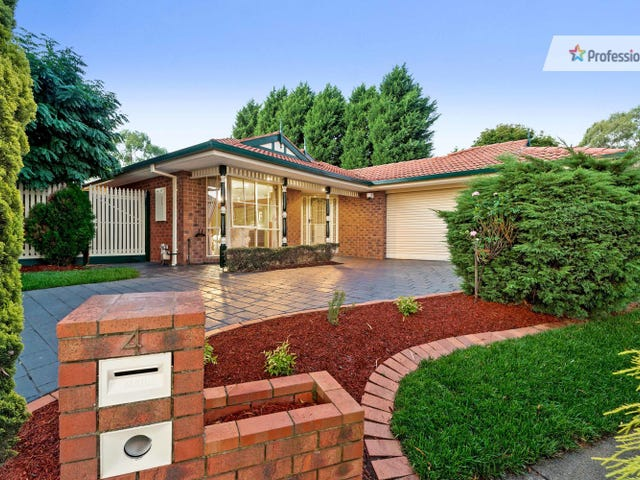 4 Exell Court, Wantirna South, Vic 3152