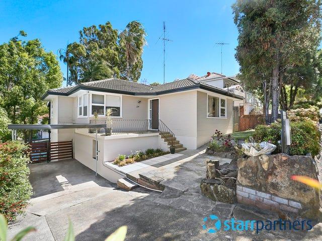24 Barney Street, North Parramatta, NSW 2151