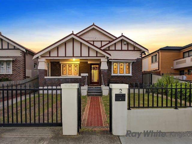 2 Villiers Street, Kensington, NSW 2033