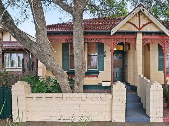 18 Greenbank Street, Marrickville, NSW 2204