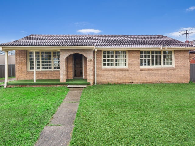 20 Pendant Avenue, Blacktown, NSW 2148