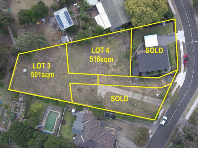 Lot 3 & 4, 10 Nathan Street, Ferntree Gully, Vic 3156