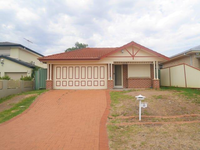 15 Gunnedah Road, Hoxton Park, NSW 2171